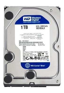 Disco Rigido 1 Tb Western Digital