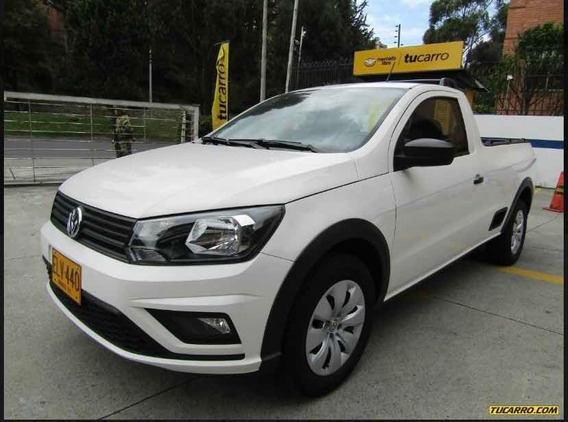 Volkswagen Saveiro 2018 1.6l