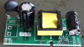 10x Placa Carregador De Bateria 12v 0.6a