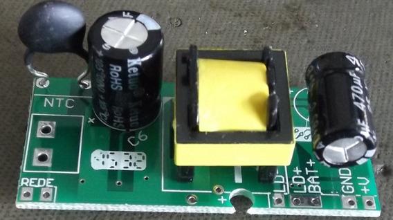 Placa Carregador De Bateria 6v 0.6a