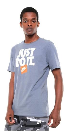 Camiseta Nike Sportswear Just Do It Original Com Nf