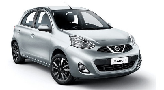 Nissan March 1.6 Sl 16v Flexstart 4p Xtronic 2019/2020