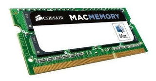 Memoria Ram Corsair Ddr3 1333mhz 4gb Laptop Apple Mac iMac Macbook