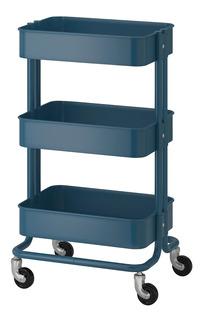 Mueble Råskog Dark Blue Ikea