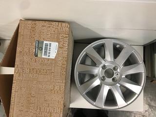 Llanta Aluminio Kubera Renault Megane 2 8200516685 Orig