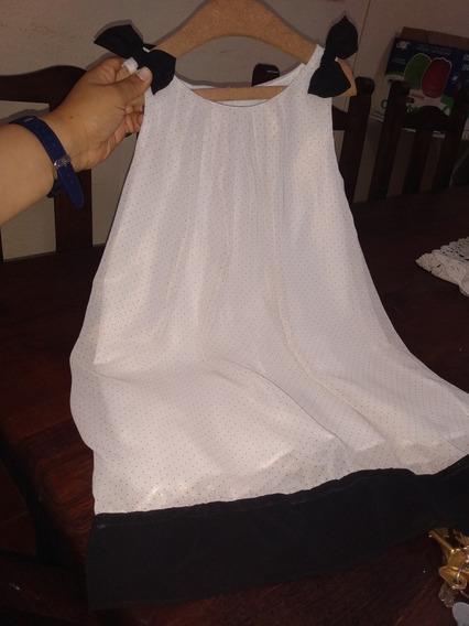 Vestido De Nena 5/6 Años