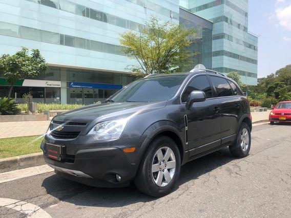 Chevrolet Captiva Motor 2.4