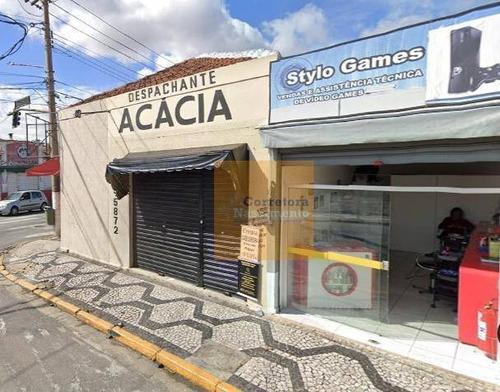 Ponto Para Alugar, 35 M² Por R$ 1.500,00/mês - Jardim Paraíba - Jacareí/sp - Pt0301