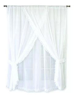 Velo Romantico 3 Paños 200x220cm