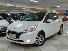 Peugeot 208 1.5 Allure 8v Flex 4p Manual