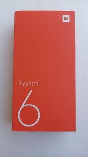 Redmi 6 / 3gb Ram / 64 Gb Almacenamiento
