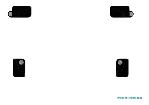 Suporte De Parede iPad Tablet Travas Moldura Antifurto Nf