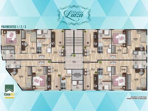 Apartamento - Venda - Jardim Independencia - Sao Vicente - Fd185