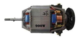 Motor Para Bordeadora Electrica 900w Reforzado Doble Ruleman