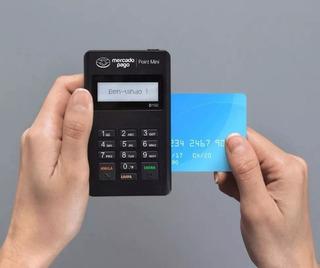 Maquininha Point Mini - Máquina De Cartão De Crédito/débito
