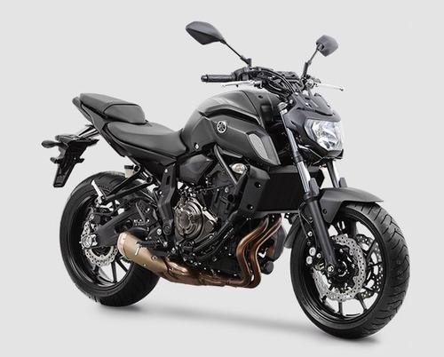 Mt 09 Abs 2020 Preta Yamaha