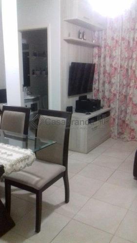 Apartamento Com 2 Dormitórios À Venda, 49 M² Por R$ 191.000,00 - Vila Jardini - Sorocaba/sp - Ap6966
