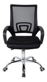 Cadeira de escritório Trevalla CDE-26-1 preta