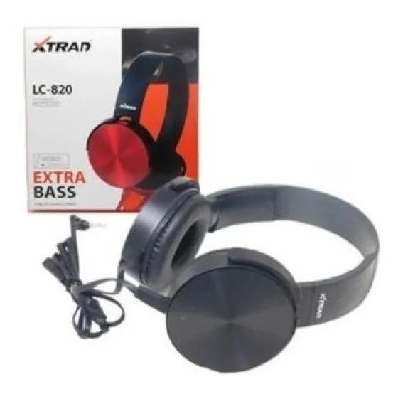 Fone De Ouvido Estéreo Extra Bass Com Fio Barato
