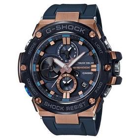 Reloj Casio G-shock G-steel Gst-b100g-2a Time Square