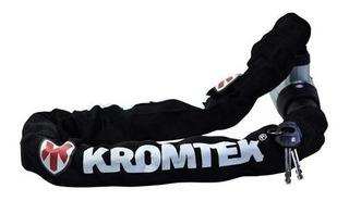 Cadena De Seguridad Para Moto, Candado Y Llave, Kromtek