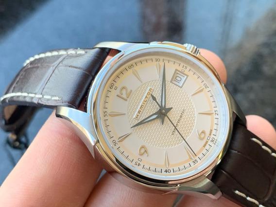 Relógio Hamilton Jazzmaster Viewmatic Automatic H32455557
