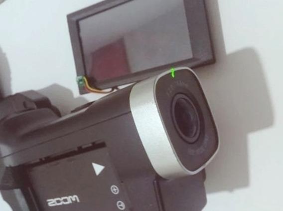 Zoom Q8 - Peças Para Câmera Filmadora