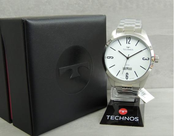 Relógio Technos Masculino 2115mnu/1b Performance Racer - Nf