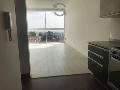 (crm-4377-2781) Depa Como Nuevo Cerca De Televisa San Ángel