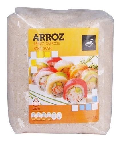 Imagen 1 de 1 de Toyo Foods, Arroz Calrose,  2 Kg