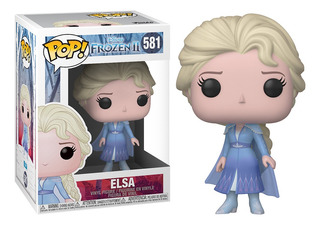Funko Pop Frozen Ii Elsa Original Coleccionable