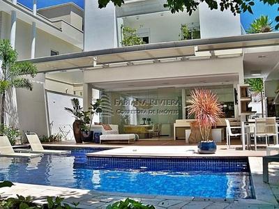 Casa Em Riviera, M21, 300 M² De A.c, 05 Suítes.
