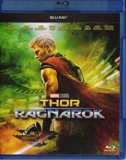Thor 3 Ragnarok Blu Ray