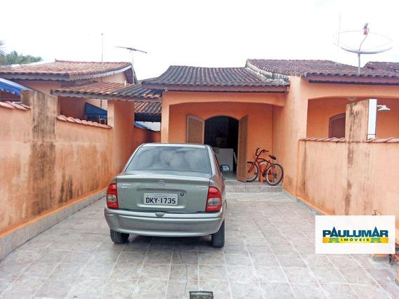 Casa De Condomínio Com 1 Dorm, Vila Oceanopolis, Mongaguá, 47,17m² - Codigo: 827749 - A827749