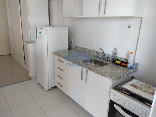 Condomínio Splendya Ii Apartamento Para Alugar, 42 M² Por R$ 1.990/mês - Melville Empresarial Ii - Barueri/sp - Ap4047