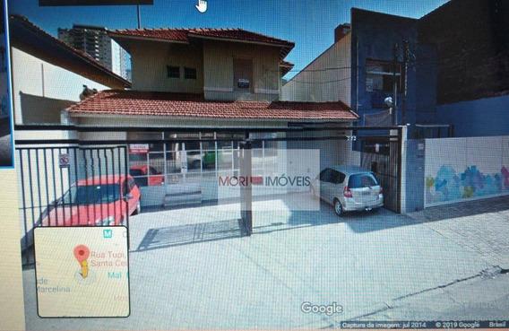 Casa Para Alugar, 315 M² Por R$ 13.000/mês - Santa Cecília - São Paulo/sp - Ca0141