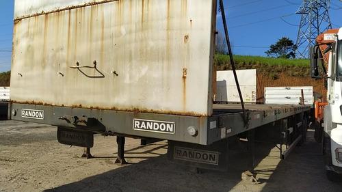 Randon Porta Container Carga Seca - 8712