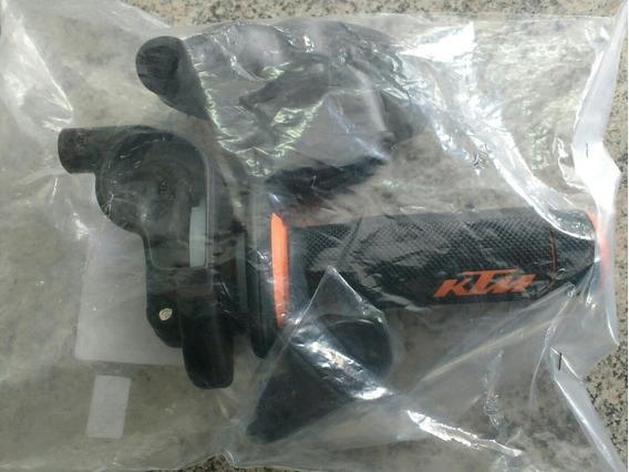 Conjunto Acelerador Ktm 50 Sx 2012... 65 Sx 2009... Completo