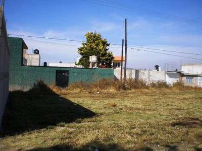 Amplio Terreno Ubicado En San Martin Texmelucan, Puebla