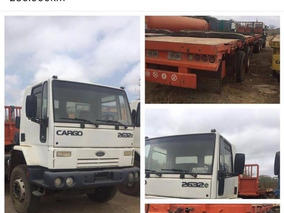 Camiones Chutos Y Gandolas Ford Cargo 2632