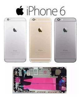 Carcaça Traseira Completa Flex iPhone 6 6g 4.7 Envio Já !