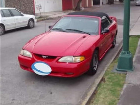 Ford Mustang 4.6 Gt Equipado Piel Cd At 1998