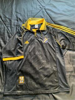 Camisa Aik Fotboll, Home, Gg, Temp 98 A 2000, Original E Imp