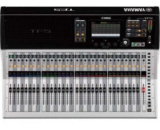 Mesa De Som Digital 48 Canais Tf5 Yamaha