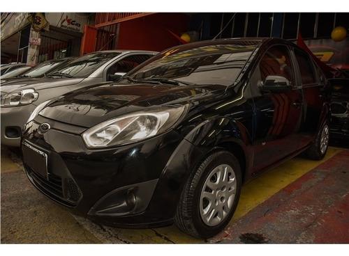 Ford Fiesta 1.6 Rocam Se Plus Sedan 8v Flex 4p Manual