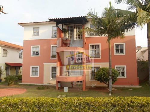 Imagem 1 de 21 de Apartamento Residencial À Venda, Parque Villa Flores, Sumaré. - Ap0898