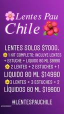 3 Lentes De Contacto Freshtone X $19.990