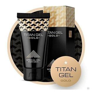 Titan Gel Gold Original Ruso Oferta Envio Gratis