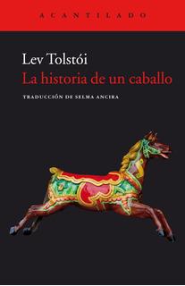 La Historia De Un Caballo, Leon Tolstoi, Acantilado