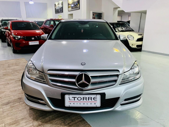 Mercedes-benz C 180 1.6 Cgi Classic 16v Turbo Gasolina 4p At